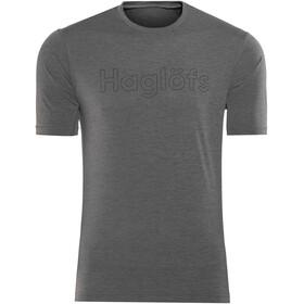 Haglöfs M's Ridge Tee Magnetite